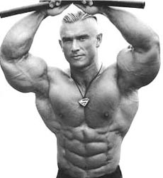 sval, svaly, vyšportované telo