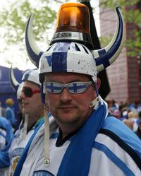 Fínski fanúšikovia sú ozdobou každého šampionátu